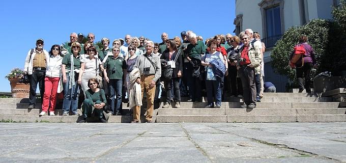 Klubreise Oberitalien